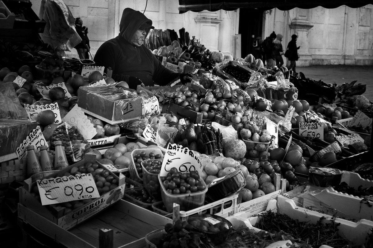 Venedig: Strassenszene